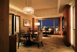 シャングリ・ラホテル スイート画像