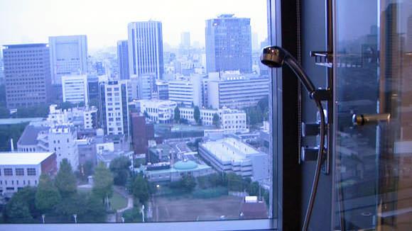 ザ・キャピトルホテル東急シャワー画像1