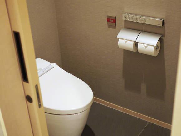 ザ・キャピトルホテル東急トイレ画像1