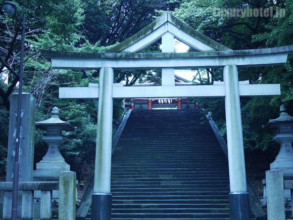 日枝神社画像