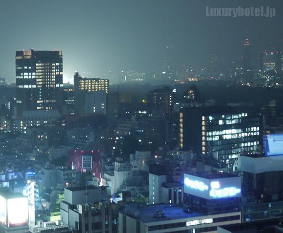 ザ・キャピトルホテル東急夜景画像3
