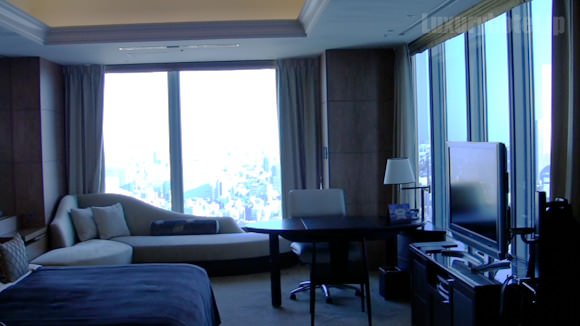 シャングリ・ラホテル東京 部屋全体画像