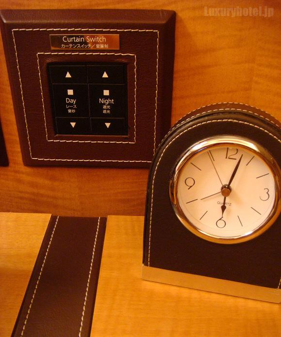 シャングリ・ラ ホテル 東京 時計画像