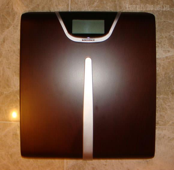 シャングリ・ラ ホテル 東京 体重計画像