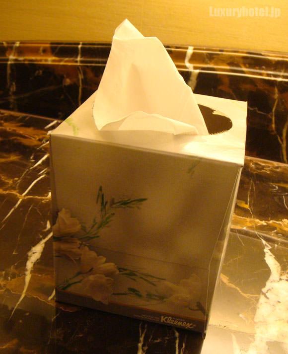 シャングリ・ラ ホテル 東京 ティッシュ画像