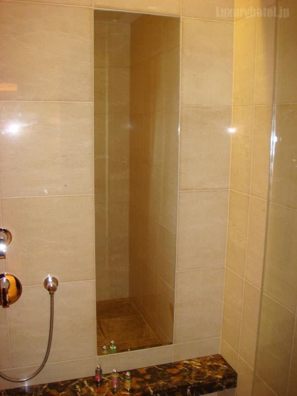 シャングリ・ラ ホテル 東京シャワースペース姿見画像