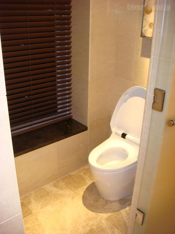 シャングリ・ラ ホテル 東京 トイレ画像2
