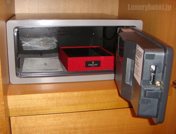シャングリ・ラ ホテル 東京 セキュリティボックス画像