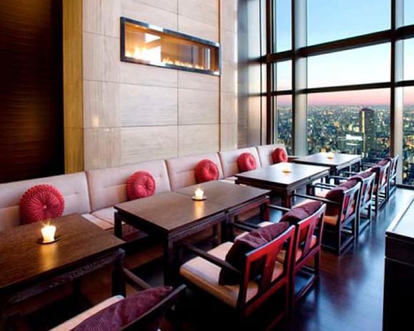 マンダリン オリエンタル 東京 中国茶サロン画像