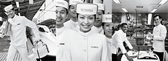 ザ・ペニンシュラ東京人材募集画像