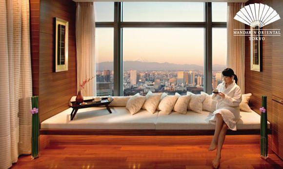 マンダリンオリエンタル東京スパ画像