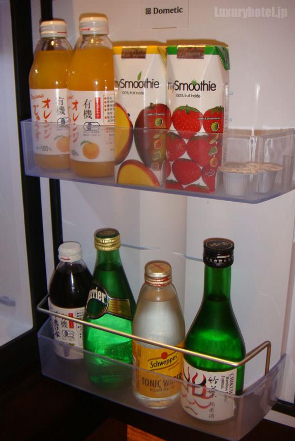 シャングリ・ラ ホテル 東京 冷蔵庫画像2