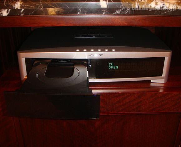 シャングリ・ラ ホテル 東京DVDプレーヤー画像