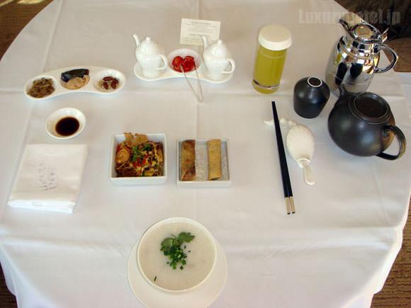 シャングリ・ラ ホテル 東京 朝食画像