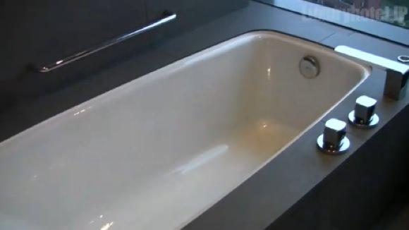 ザ・キャピトルホテル東急映像キャプチャバスルーム1