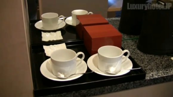 ザ・キャピトルホテル東急映像キャプチャミニバー