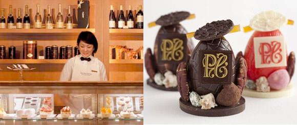 ザ・ペニンシュラ東京イースターエッグチョコレート画像