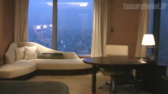 シャングリ・ラ ホテル 東京 ビデオキャプチャ 部屋画像1