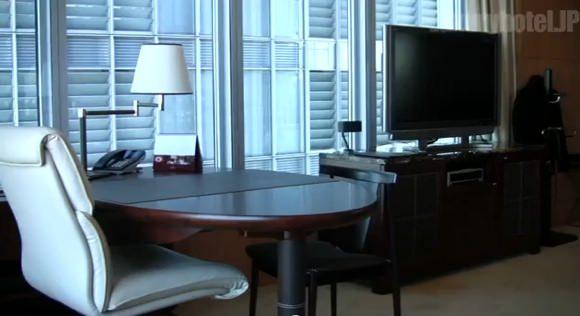シャングリ・ラ ホテル 東京プレミアルーム部屋のキャプチャ画像3