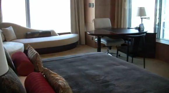 シャングリ・ラ ホテル 東京部屋映像キャプチャ画像4