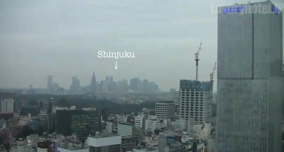 ザ・キャピトルホテル東急映像キャプチャ景色1