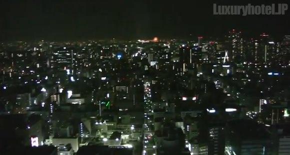 シャングリ・ラ ホテル 東京夜景画像