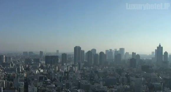 シャングリ・ラ ホテル 東京 景色画像