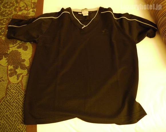 フィットネスウェアシャツ画像