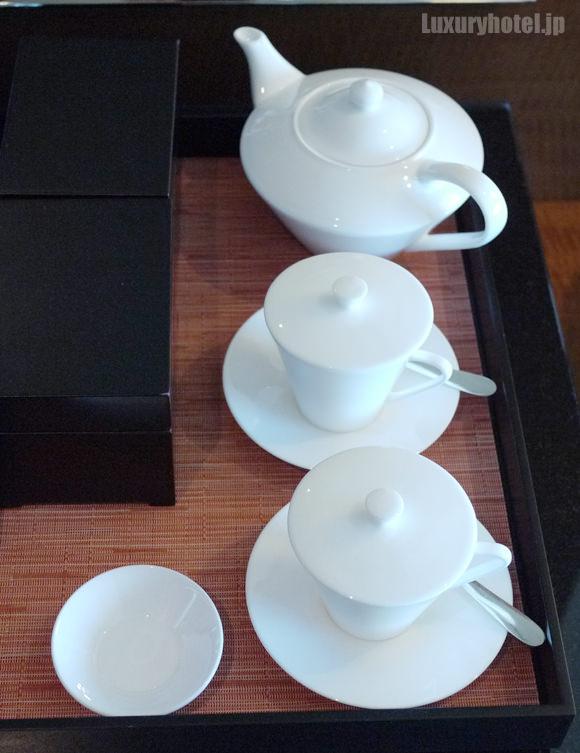 ミニバー茶器画像