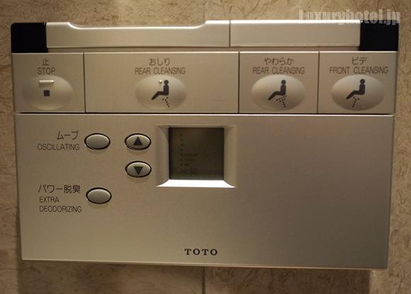 マンダリンオリエンタル東京トイレ画像5
