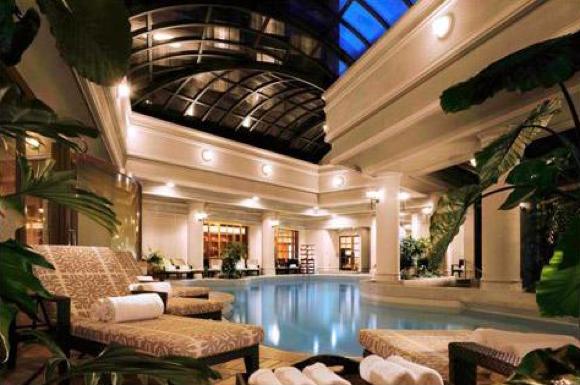 フォーシーズンズホテル椿山荘スパ画像