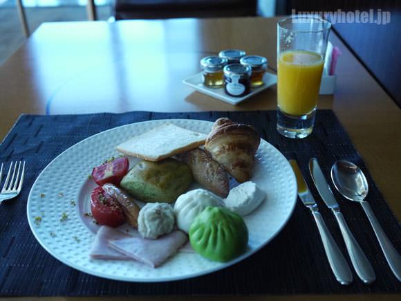 マンダリン オリエンタル 東京 朝食