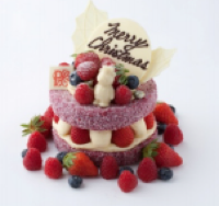 ザ・ペニンシュラ東京クリスマスケーキ