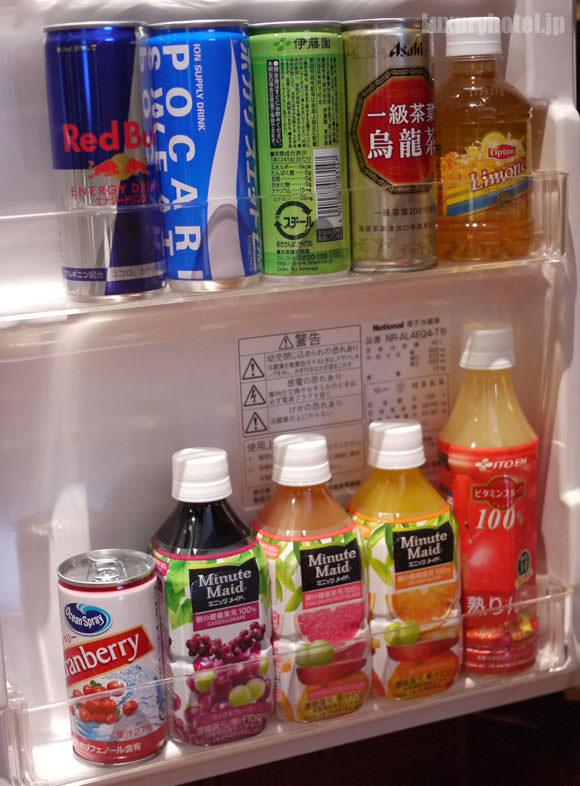 冷蔵庫の中 扉側