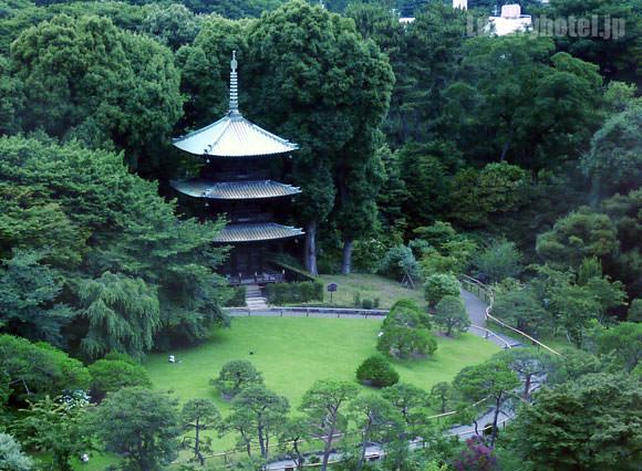 椿山荘画像