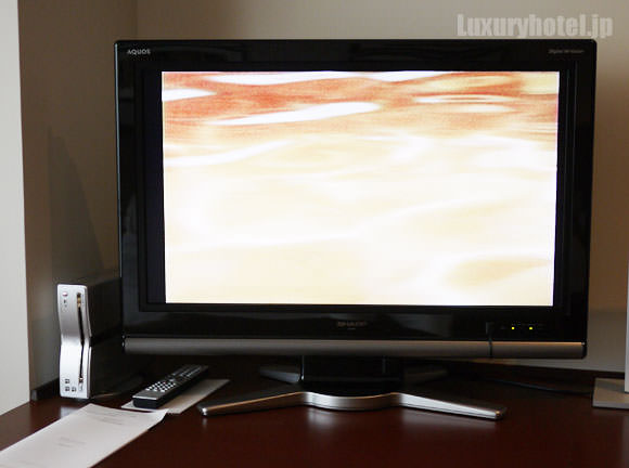 テレビ全体画像