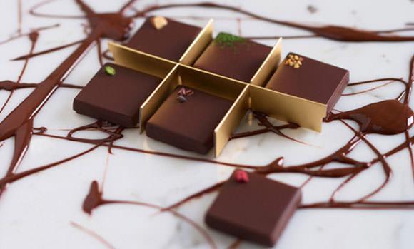 マンダリン オリエンタル 東京チョコレート画像