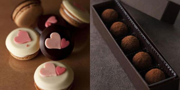 ホテルニューオータニチョコレート画像