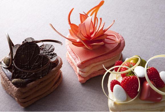 パーク ハイアット 東京 チョコレート画像