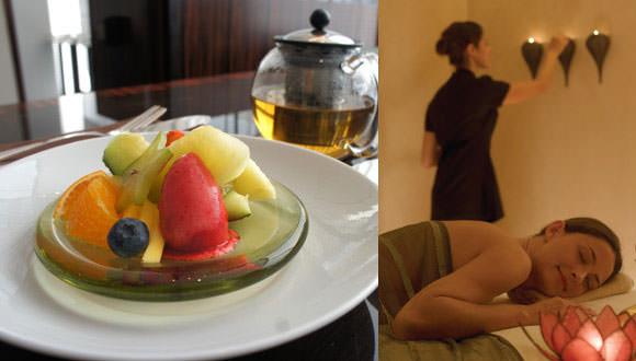 フォーシーズンズホテル丸の内 東京 spa画像