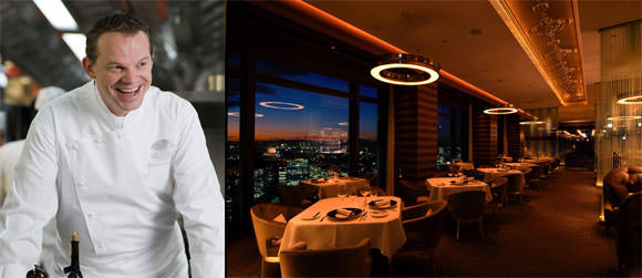 マンダリン オリエンタル 香港 料理人画像
