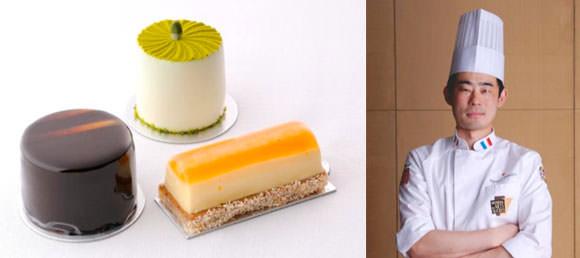 グランド ハイアット 東京 ケーキ画像