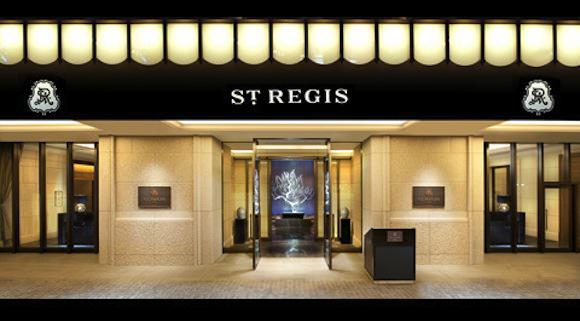 セント レジス ホテル 大阪 画像