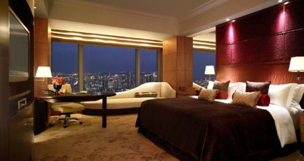 シャングリ・ラ ホテル 東京 スカイツリーが見える部屋
