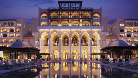 シャングリ・ラ ホテル カリヤト アルベリ アブダビ