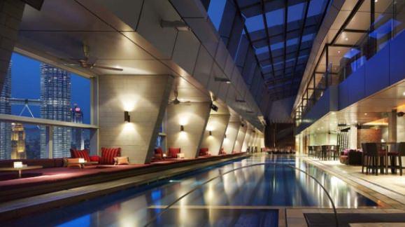 シャングリ・ラ ホテル クアラルンプール スカイバー