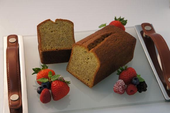 パウンドケーキ マンダリン オリエンタル ブレンドティー