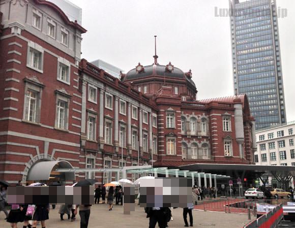東京駅 駅舎