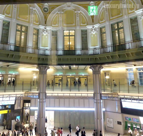 東京ステーションホテル 2階ドーム部分
