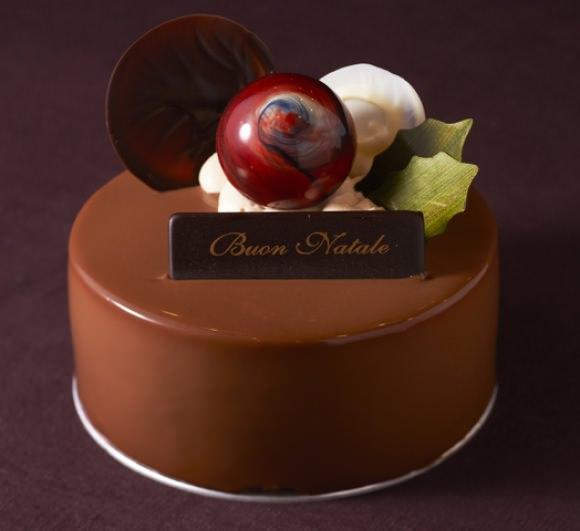 グランド ハイアット 東京 クリスマスケーキ エメ